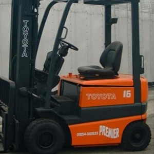 Used Forklift Trucks Wigan