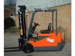 Toyota 5FBE18 Electric Forklift 13403