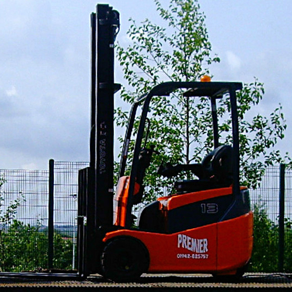 Electric Forklift Trucks For Sale