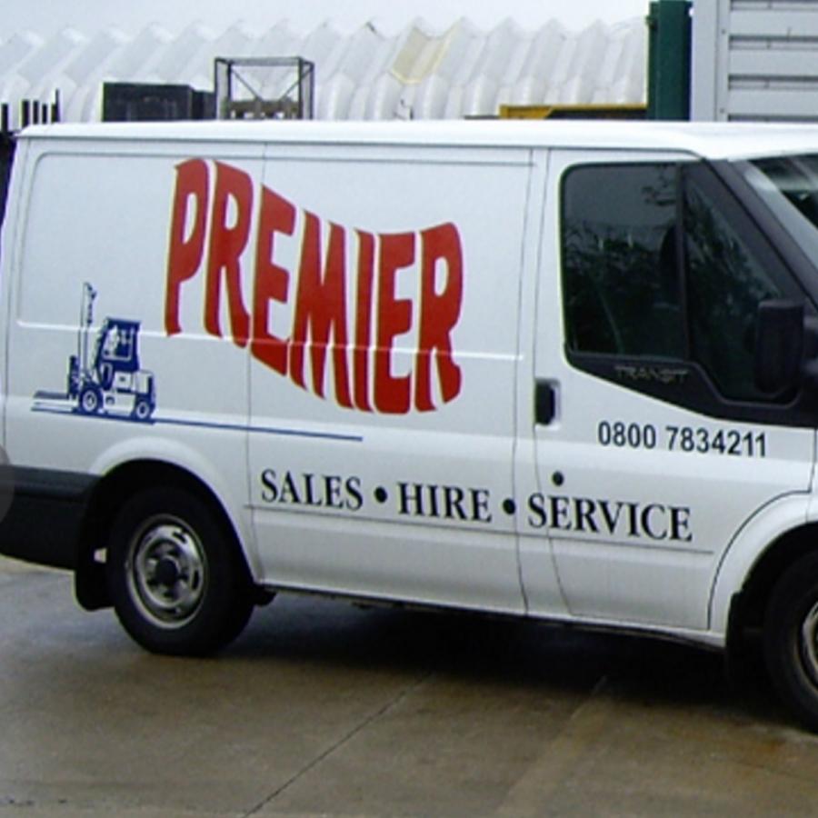 Premier Lift Truck Repairs