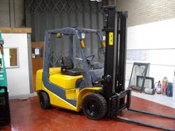 TCM FD25T6 Diesel Forklift