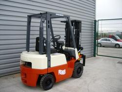 Nissan FJ01A15 Diesel Forklift