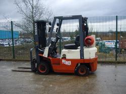 Nissan PJ01A180 Forklift