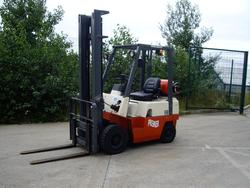 Nissan PJ01A18U LPG Forklift