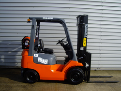 Toyota 7FGF15 Forklift