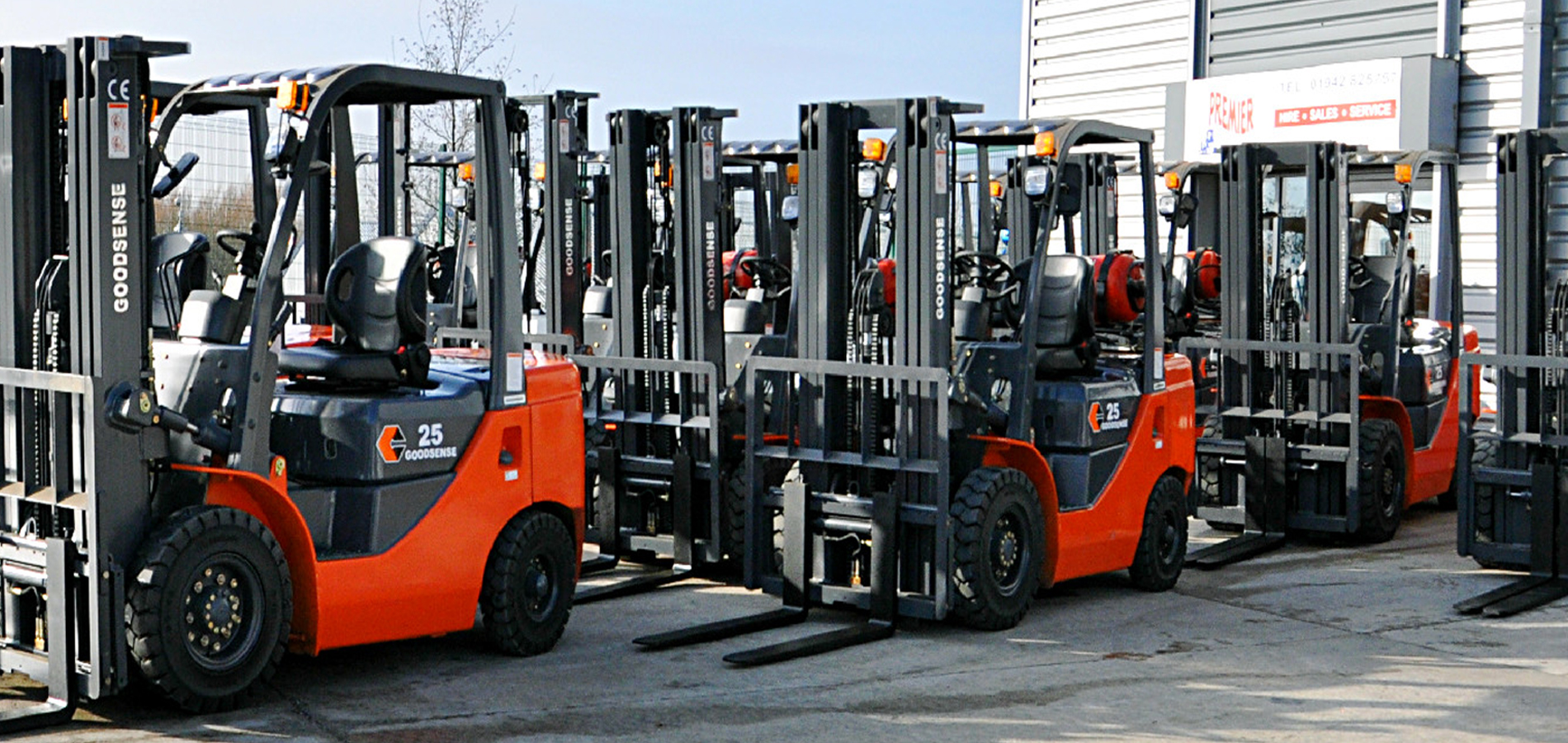 goodsense forklift trucks for sale