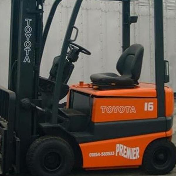 Buy Diesel Forklift Trucks