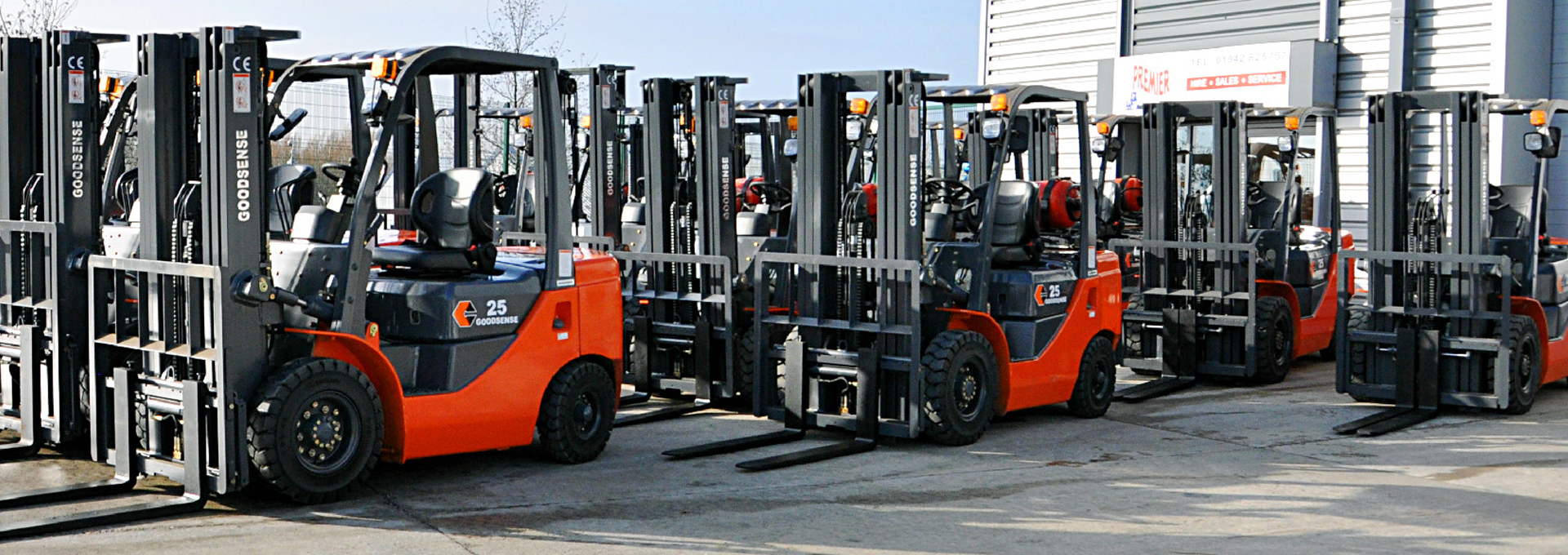 Forklift Truck Hire and Sales Manchester