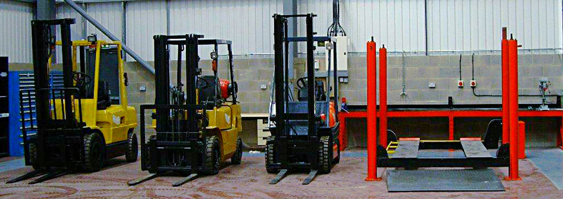 Forklift Truck Servicing and Repair