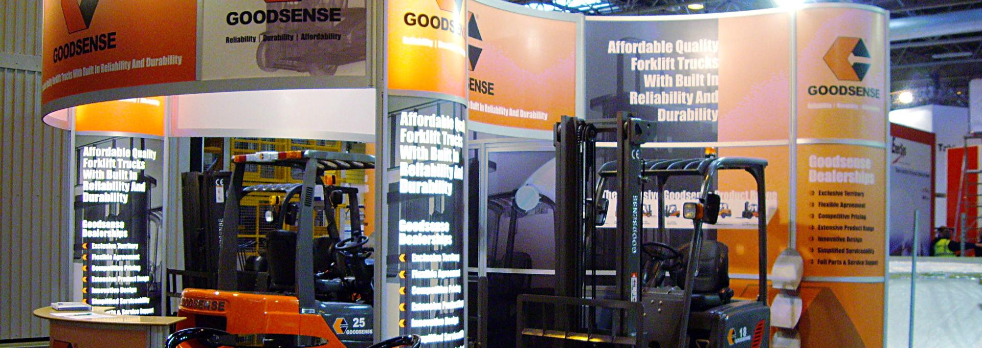 Goodsense Forklift Truck Sales