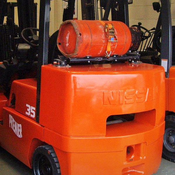 LPG Forklift Trucks For Sale