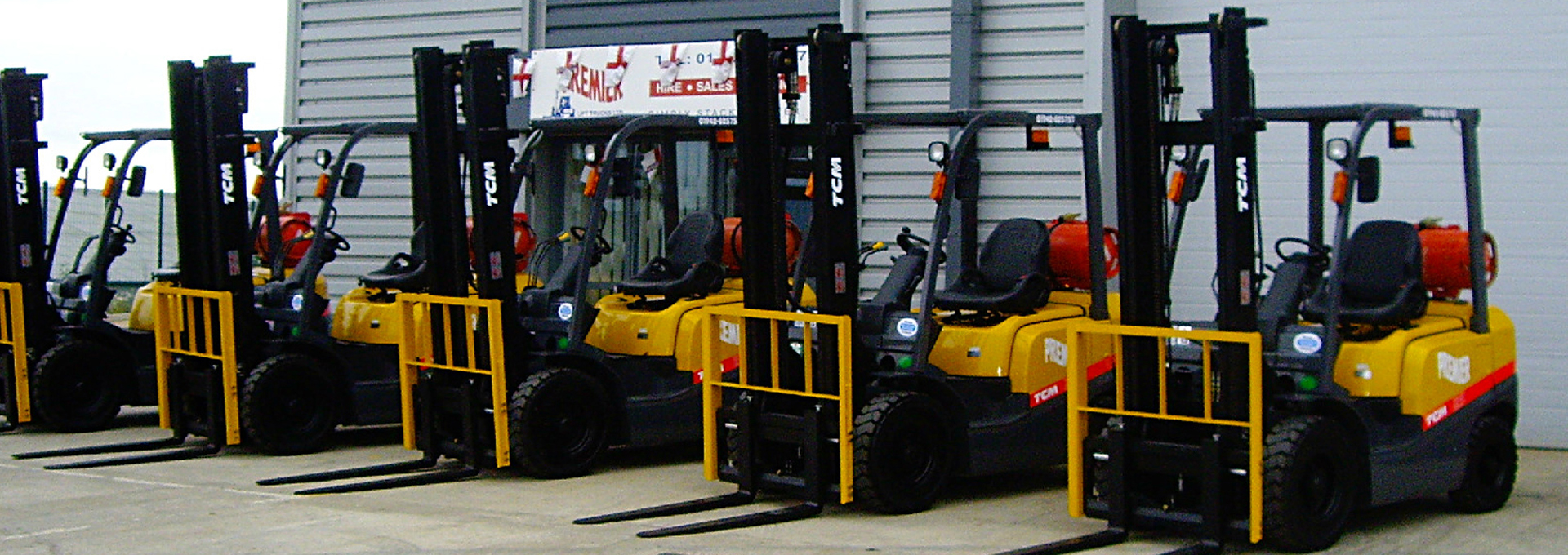 New & Used Forklift Truck Suppliers